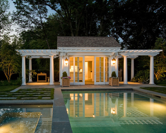 What to Consider When Building A Pool Cabana